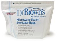 $3.43 Dr. Brown's Microwave Steam Sterilizer Bags