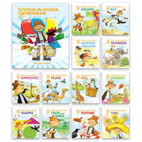 $19.99 Excel in School Books (12 Books Set)