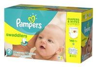 Buy 2 save 30% on Select Pampers Diapers & Wipes Combo Pack @Target.com