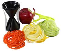 $14.49 Sili Spiral Vegetable Slicer and Veggie Peeler