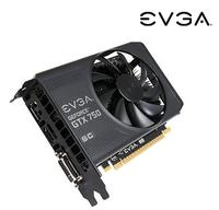 $79.99 EVGA GeForce GTX 750 1GB 128-Bit GDDR5 PCI-Express 3.0 Video Card