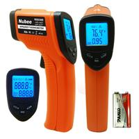 $13.88 Nubee Non-Contact Infrared Thermometer Digital Temperature Gun w/ Laser Sight