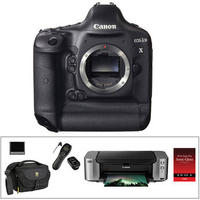 $5649.00 Canon CANON EOS 1DX DSLR CAMR&INKJT PRNT KIT