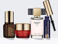 4 Free Favorites Samples  with Any $50 Purchase @ Estee Lauder