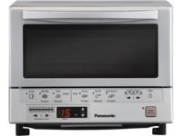 $99.95 Panasonic Toaster Oven with Double Infrared Heating