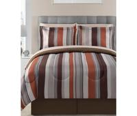 $37.99 Cordova 8 Piece Reversible Bedding Ensembles
