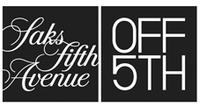 Extra 40% Off Your Purchase @ Saks Off 5th
