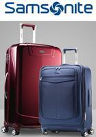 with orders over $125 @ Samsonite