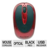 Free After Rebate Gear Head MP2200RED Wireless Optical Mouse