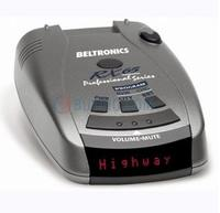 $149.99 Beltronics RX65 Red Professional Series Radar/Laser Detector