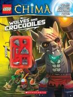 $3.23 LEGO Legends of Chima: Wolves and Crocodiles (Activity Book #2)