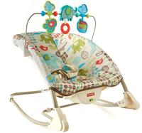 $19.99  Fisher-Price Deluxe Infant-to-Toddler Rocker