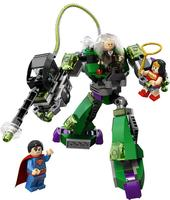 $15.00 LEGO Super Heroes Superman Vs Power Armor Lex 6862
