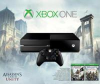 $349.99 Microsoft Xbox One Console Assassin's Creed: Unity Bundle