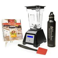$290.00 Blendtec 1560-Watt All-in-One Total Blender Classic Set with 8-Year Limited Warranty