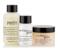Purity & Microdelivery Duo for $20 With Any Moisturizer Purchase @ philosophy