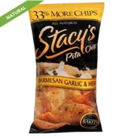 $2.29 Stacy's Baked Pita Chips, 12 bags
