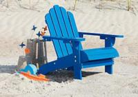 $14.97 Garden Oasis Kids Adirondack Chair- Blue