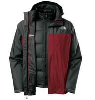 $159.88包邮(原价$349) The North Face Mountain Light Triclimate 男式三合一保暖外套