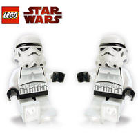 $21.99 2 Pack LEGO Star Wars Collection Stormtrooper LED Torch Light / Flashlight