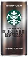 $9.97 + FS 12 Pack Of Starbucks Doubleshot, Espresso + Cream, 6.5 Ounce