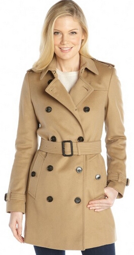 20% Off Burberry Apparel and more @ Bluefly