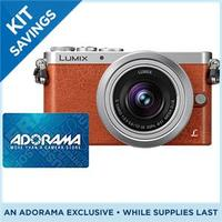 $597.99 Panasonic Lumix DMC-GM1 Mirrorless Digital Camera with 12-32mm Lens + Free $100 Adorama Gift card
