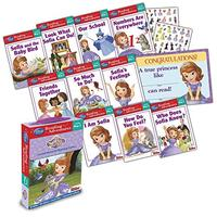 $5.99 Reading Adventures Sofia the First Level Pre-1 Boxed Set
