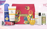 Free Gift Set with $85 Purchase @ L'Occitane