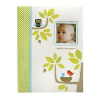 $22.85 Carter's 5 Year Baby Memory Book, Woodland