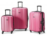 Up to 80% off + Extra 20% Off  Samsonite Luggage @ LuggageOnline