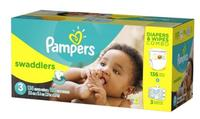 30% off on 2 select Pampers Combo packs @ Target