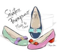 Up to 40% Off  Salvatore Ferragamo Shoes @ Bloomingdales