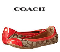 Up to 65% Off + Extra 10% Off COACH Shoes @ 6PM