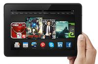 From $129 Kindle Fire HDX 16GB/32GB 7-inch Tablet