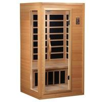 $1197.00 1-2 Person Far Infrared Healthy Living Carbon Sauna with 7 Year Warranty  Model # BL-3106-01