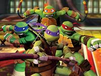 Up to 68% OFF Teenage Mutant Ninja Turtle @ Zulily