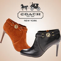 Up to 60% Off COACH Boots @ 6PM