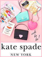 Up to 60% OFF + Extra 25% Off Entire Site @ Kate Spade