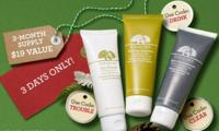 FREE 3-month Supply of a Deluxe Mask Sample With Any Purchase of $60 @ Origins
