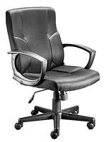 $39.99 Staples Stiner Fabric Managers Chair, Black