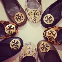 Up to 30% Off Select Tory Burch Shoes @ Bloomingdales