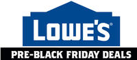 Pre-Black Friday Deals Go Live NOW @ Lowe's