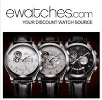 $25 off $200  + Free Shipping @ eWatches