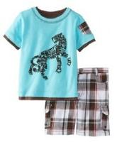 Up to 70% Off Baby Boys Clothing Sets @ Amazon