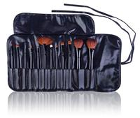 From $7.77 SHANY Cosmetics Professional 12-Piece Natural Goat and Badger Cosmetic Brush Set with Pouch
