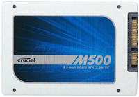 $89.99 Crucial M500 CT240M500SSD1 240GB SATA III MLC SSD and Free Targus external battery power bank