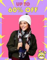 Up to 60% Off Winter Cosy Cuties @ ASOS