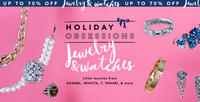 Up to 70% Off Holiday Obssession Jewelry & Watches Event on Sale @ Ideel