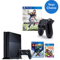 $449 Playstation 4 Lego Batman & Little Big Planet Console Bundle with Extra Game and Controller